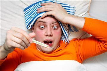 На Закарпатті збільшилась кількість хворих на грип