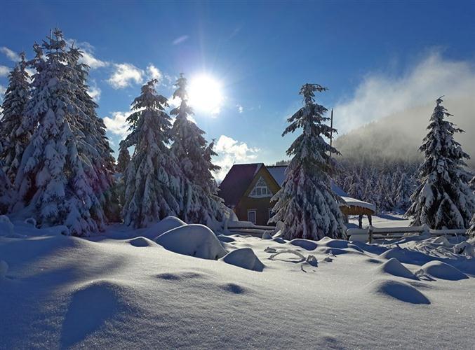 У Карпатах випало майже 40 см снігу