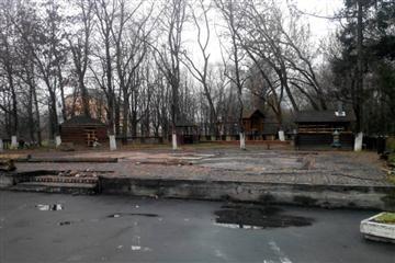 Депутати продали ділянку в парку Ужгорода