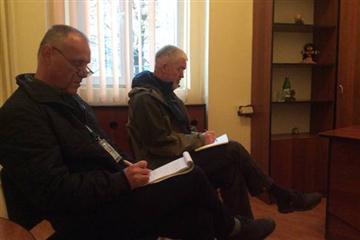 Головний полісмен Мукачева зустрівся з групою ОБСЄ