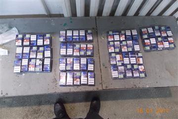 На «Тисі» перешкодили контрабанді сигарет
