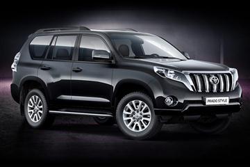 На Зкарпатті вкрали зі стоянки вилучену митниками Toyota Land Cruiser Prado (ВІДЕО)