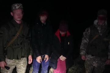 Українка з коханим сирійцем хотіла втекти за кордон