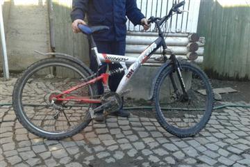 47-річний закарпатець вкрав чотири велосипеди