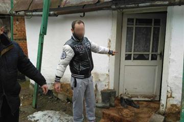 Грабіжник вдерся у будинок Іршавчанина і пограбував його