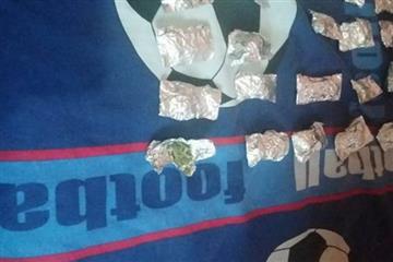 Мукачівка тримала вдома наркотики на суму 70 тис.грн