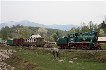 Закарпаттям курсуватиме історичний потяг