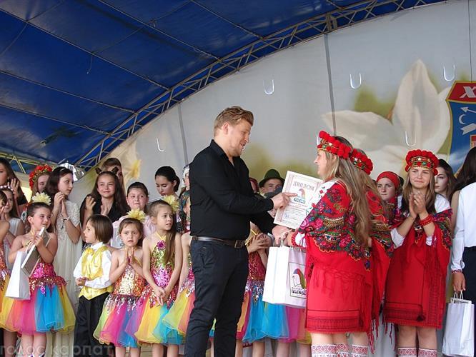 """""""Веселка над Тисою"""": хто переміг на закарпатському фестивалі"""