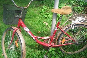 У мешканця Іршавщини вкрали велосипед