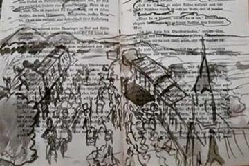 Історія предків із Тячева у малюнках