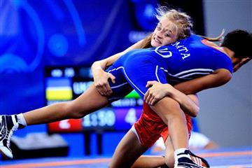 Успіх! Закарпатська спортсменка стала віце-чемпіонкою світу з вільної боротьби