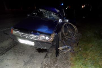 56-річний велосипедист загинув під колесами автівки