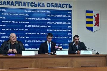 Чемпіонат України з вільної боротьби вперше відбудеться на Закарпатті