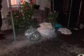 У закарпатця знайшли п'ять кілограм марихуани (Фото)