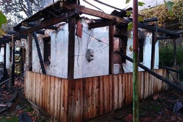 Закарпатець травмувався у вогні (ФОТО)