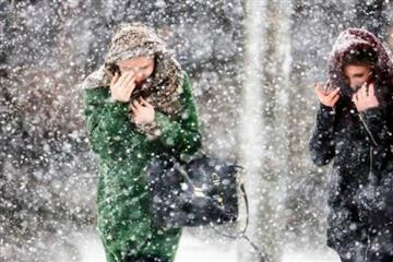 На Закарпатті оголошене штормове попередження: можливі сильні снігопади та вітер